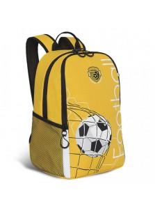 Рюкзак школьный Grizzly арт RB-151-5 желтый